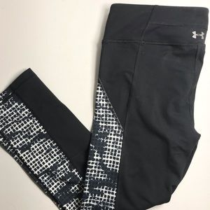 Cropped under armour leggings